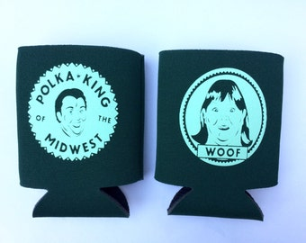 Home Alone Drink Cozies, Set of 2