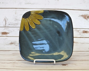 Black Eyed Susan Plate