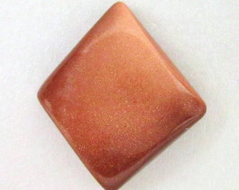 Brown Goldstone Cabochon - Small Oval Cabochon - Loose Cabochon - for Jewelry Making