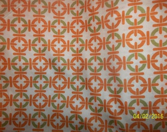 Annette Tatum - Mod - Chain Link 100% Cotton Sewing Quilting Fabric #26