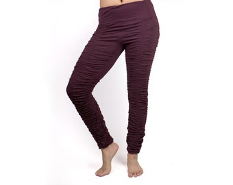 Rouched Leggings M056A