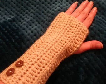 Fingerless/Texting Gloves