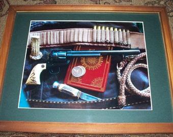 Still Life Photo of Ruger Blackhawk 44 Mag. 10 Inch Barrel
