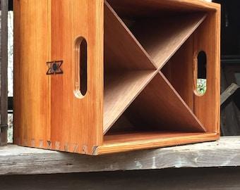 Reclaimed pine box