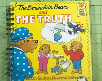 Berenstain Bears Junk Journal // Junk Journal // Smash Book