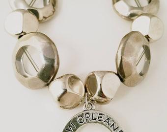 Charm of New Orleans Bracelet