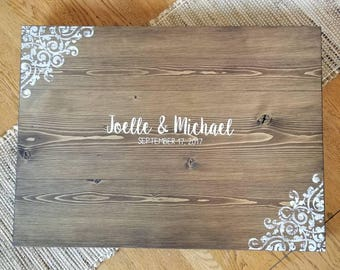 Wedding Guest Book, Guestbook Sign,  Guest Book Alternative, Wedding Sign, Guestbook Alternative, Rustic Guestbook Sign, Rustic Weddings