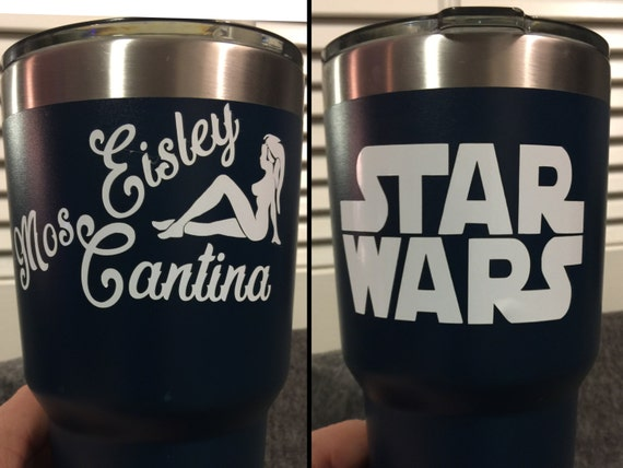 Star wars decal mos eisley cantina decal set