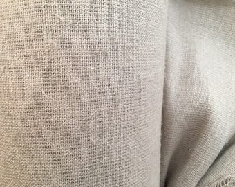 Linen Cotton fabric- lined color-by the yard.
