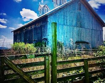 Just A Barn In Arkansas