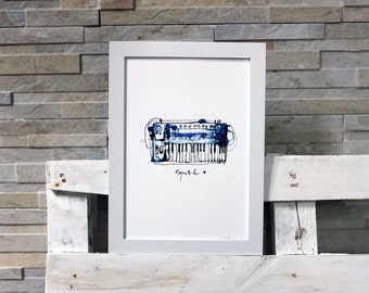 Synth print
