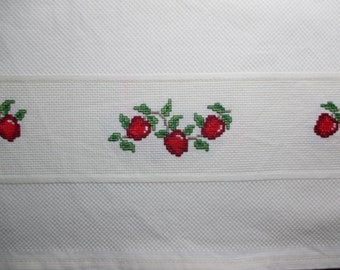 Tea Towel Apples