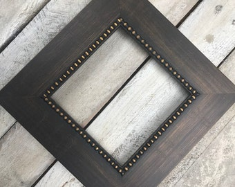 Rustic Distressed Picture Frames And Home Decor By