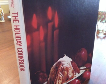 Southern Living holiday cookbook from 1971