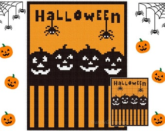 halloween crochet pattern with written instructions