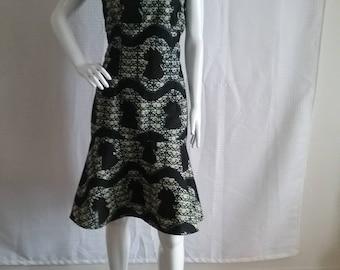 African dress, super wax dress,Kitenge dress