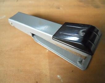 Vintage Bostitch stapler retro office supplies Mad Men
