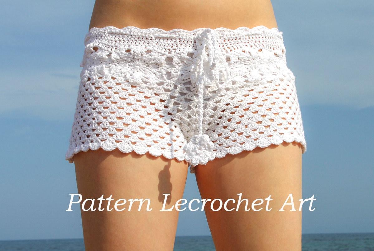 Beautiful Free Crochet Bathing Suit Patterns Festooning - Easy Scarf ...