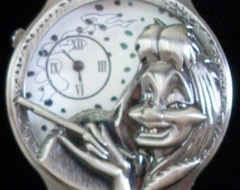 Disney Retired Limited Edition Cruella De vil Watch! New! Retired! HTF