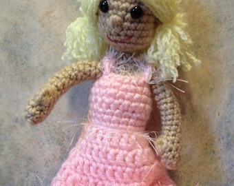 Crochet Princess Doll