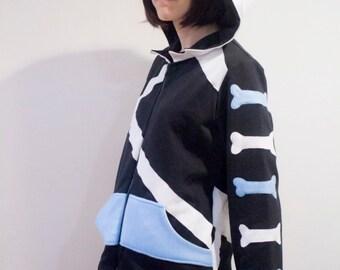 PROTOTYPE SALE! Undertale Sans/Megalovania inspired cosplay hoodie