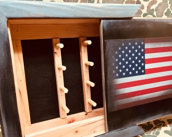 Concealed Storage, Hideaway Storage Case, Second Amendment Enthusiast Case