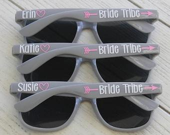 Personalized Sunglasses, Wedding Favors, Bachelorette Gifts, Bachelorette Party Favors, Destination Wedding, Party Favors