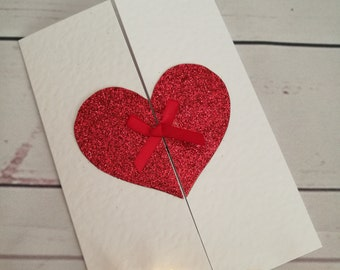Valentine's Card ~ Valentine's Day ~ With Love