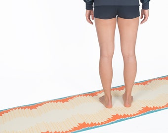 The Pagoda - yoga mat work out gift idea for a health nut exercise and well being