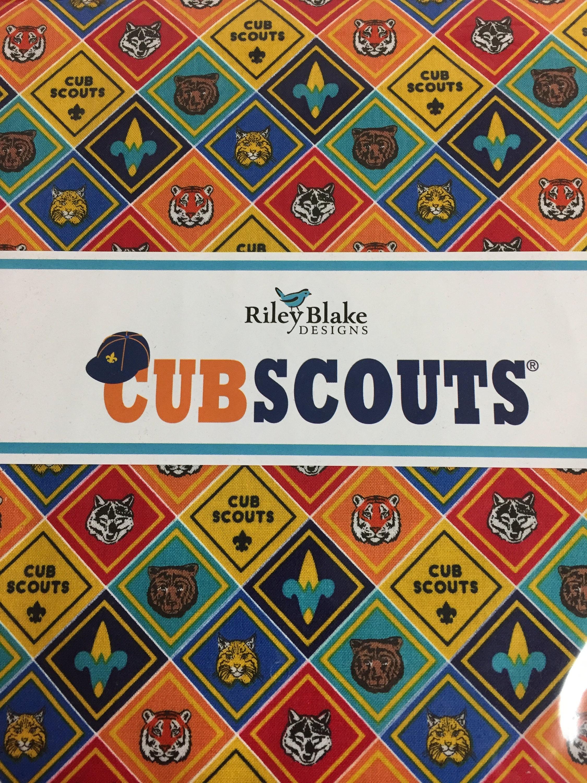 Cub Scouts stacker von MQMBF auf Etsy Studio