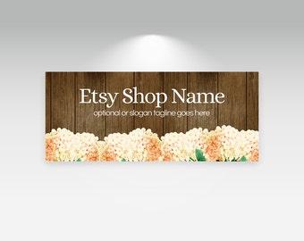 Craft Show Banner  - Vinyl Banner Design - Premade Craft Show Banner Design -  Floral Craft Show Banner - Floral 9