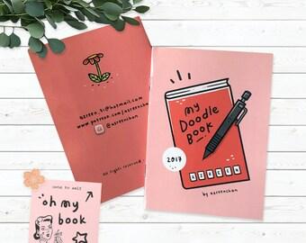 Zine : My Doodle Book