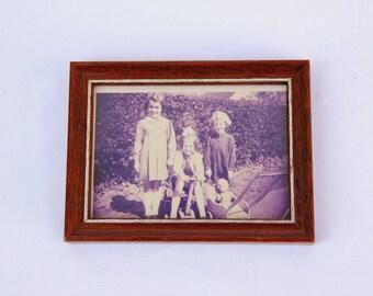 rare Home Décor old foto frame wooden Frames shabby chic decor Vintage Picture Frames wood picture frames  photo Frames wood Frames