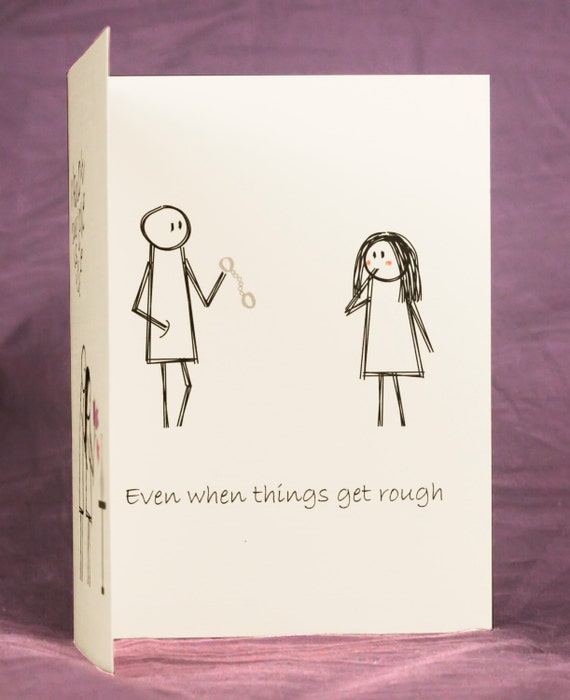NEW Funny Mature Adult Dirty Naughty Cute Love Greeting Card