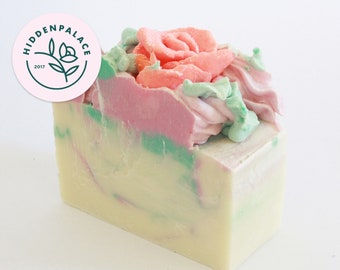 Rose Absolute | Cold Process Soap Bar