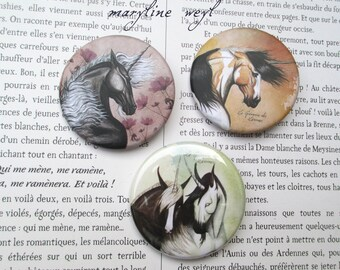3 pins pins pins Unicorn