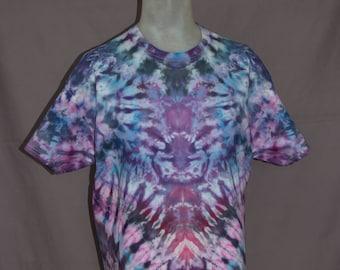 Handmade Ice Dye T-Shirt: X-Large 6