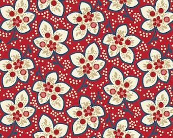 Florals - Red