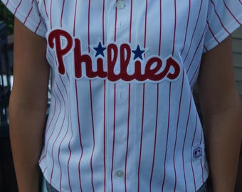Phillies White jersey