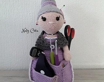 Granny Crochet (an Assistant seam)
