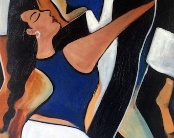 Dance with Me giclee