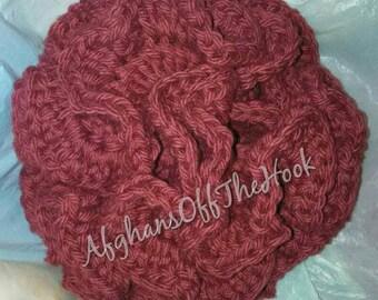 ON SALE!!!  Shower pouf, crochet shower pouf, crochet bath pouf, bath sponge, shower sponge, bath pouf