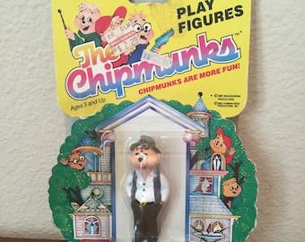 1983 Uncle Harry Chipmunk Figurine in Package