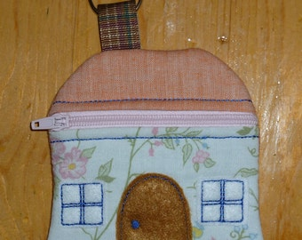 Cottage Purse ITH design file