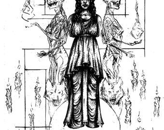Print - Hecate