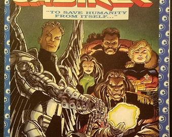 Shadow Cabinet #1 (1994) Comic Book