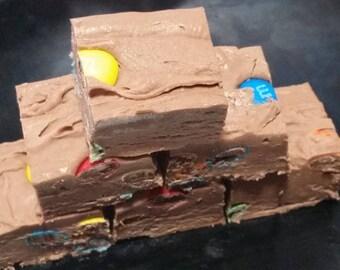 M&M Milk Chocolate Fudge
