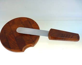 all cutting board and knife designer Jens h Quistgaard for Dansk Designs Denmark