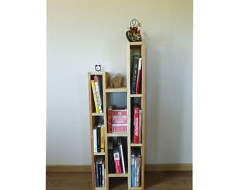 Library - Cabinet storage