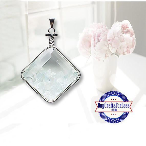 CLEARANCE Crystal PENDANT, Reiki Natural Aquamarine +FREE SHiPPING & Discounts*